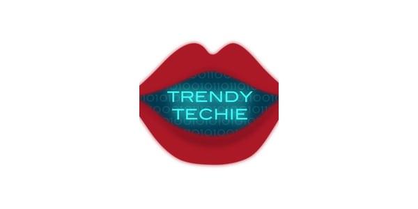Trendy Techie Logo