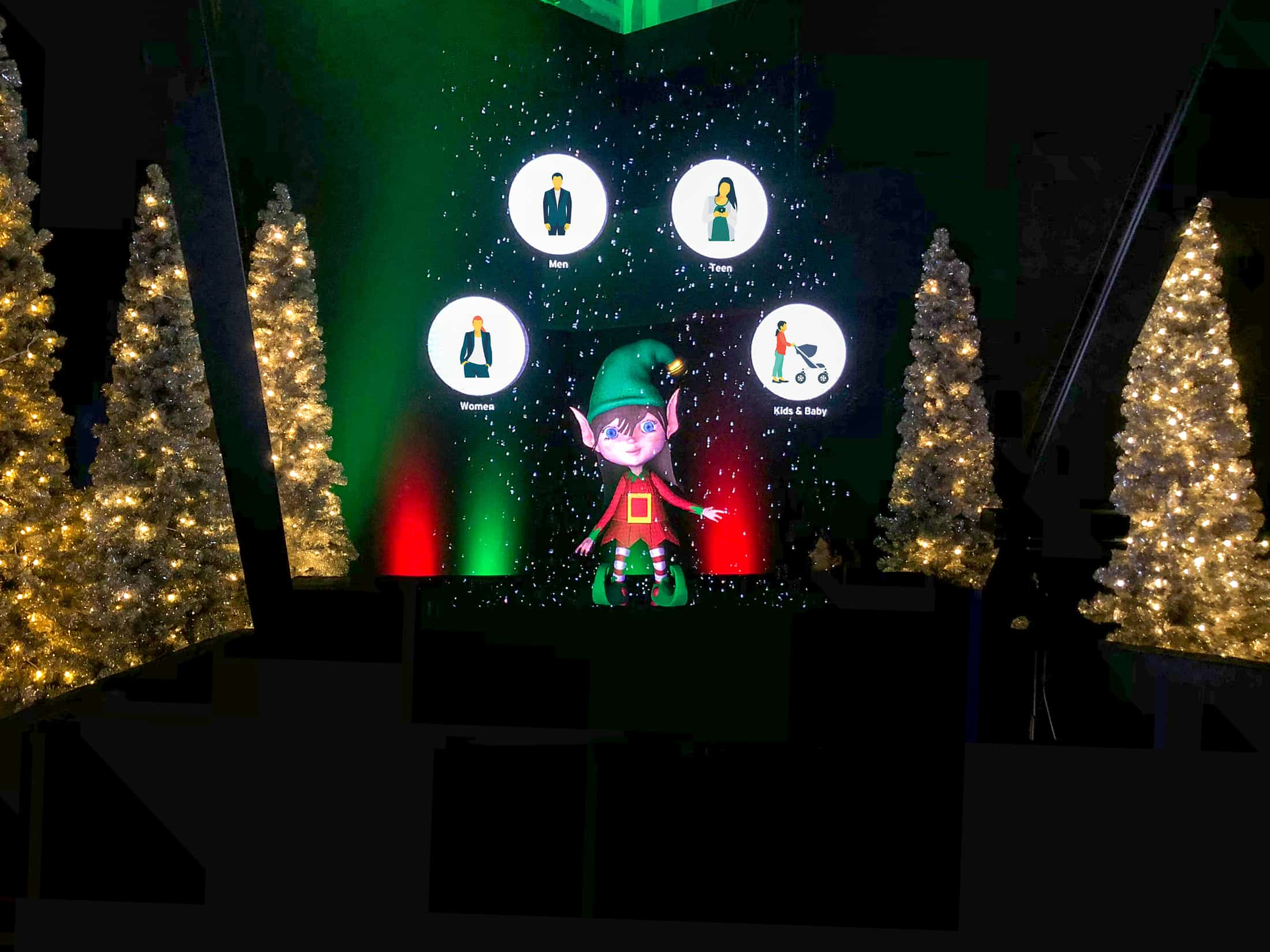 VNTANA & Mall of America® Launch First-Ever Interactive Shopping Hologram Concierge
