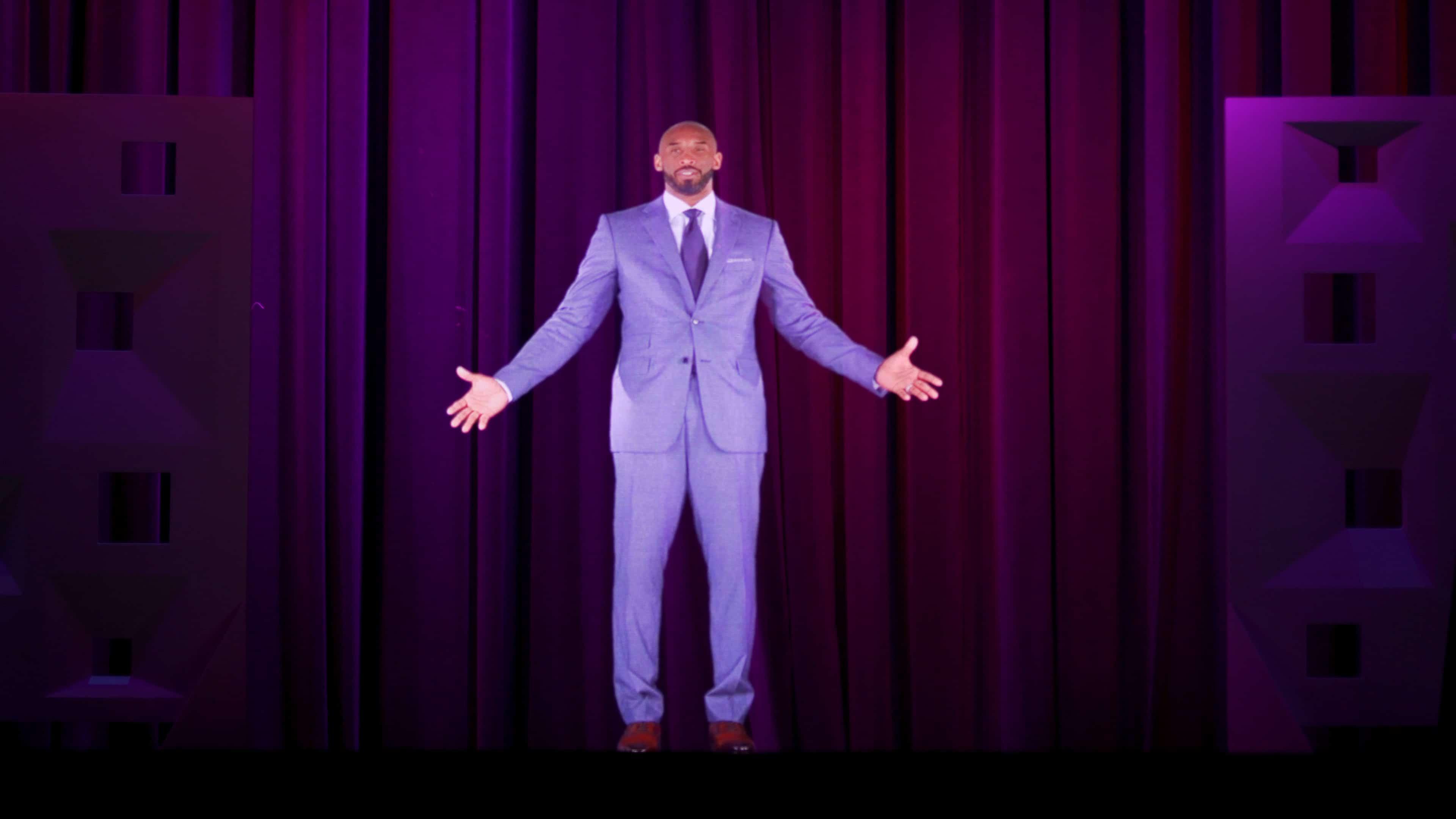 Los Angeles Celebrates Record Milestone of 50 Million Visitors in 2018 with Kobe Bryant Hologram