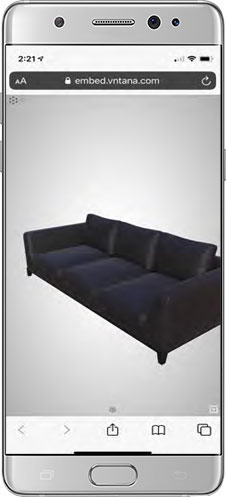 AR Couch