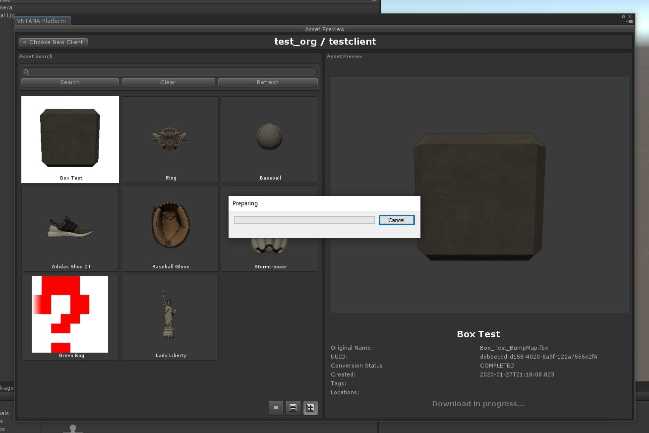 Unity Plugin Asset Preview Download
