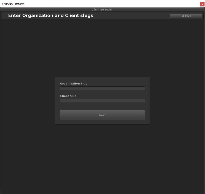 Unity Plugin Org Client