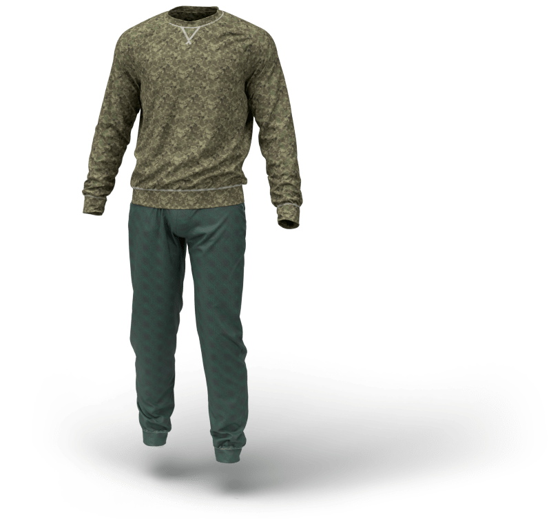 3D Rendered Clothes