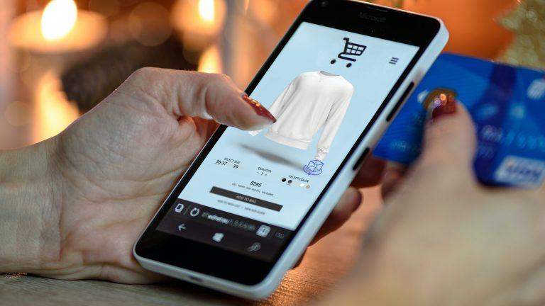 VNTANA 3d Online Shopping