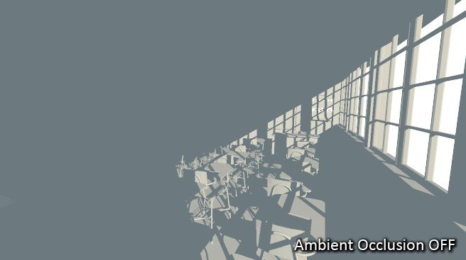 Ambient Occlusion Example
